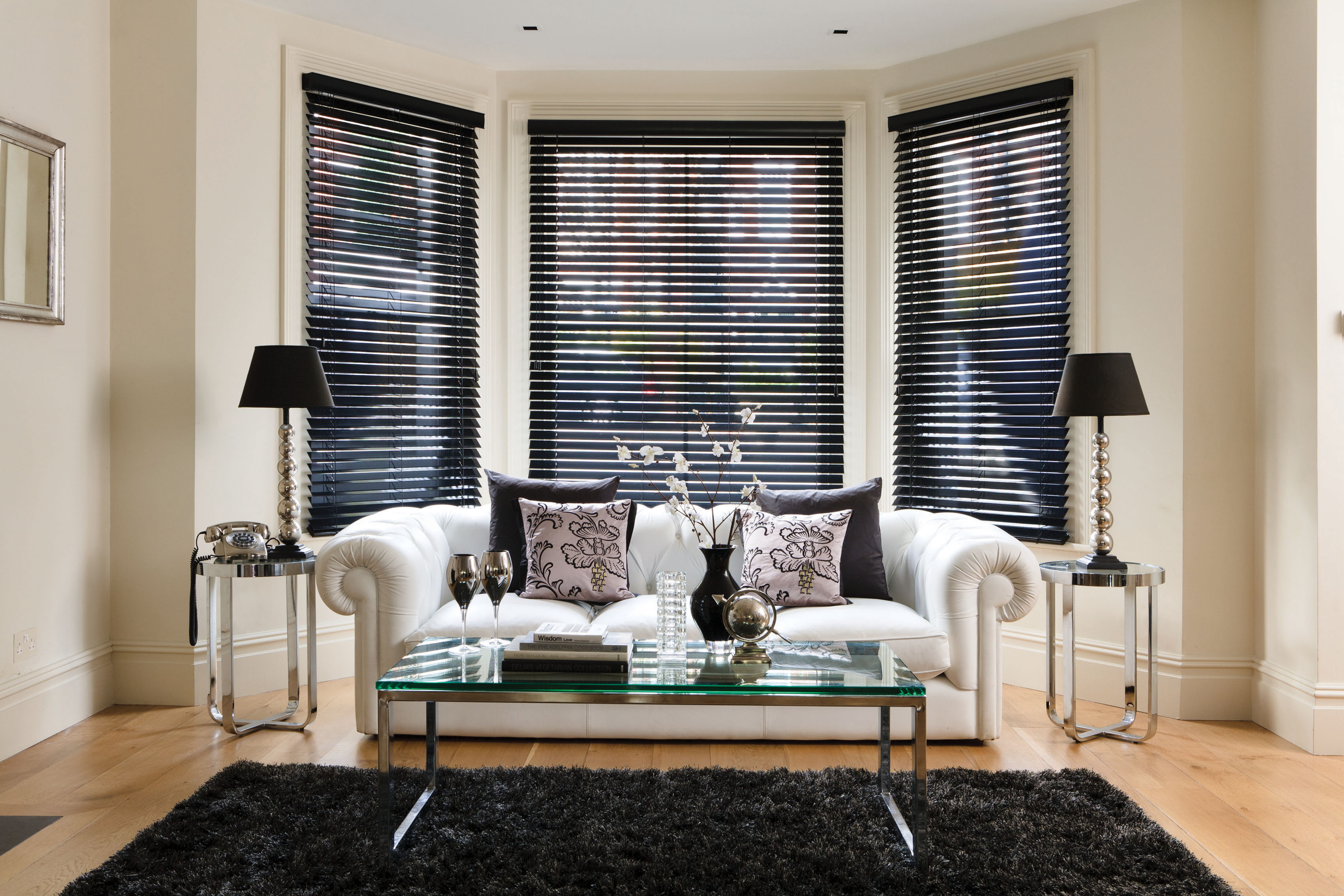 Woodslat Venetian Blinds